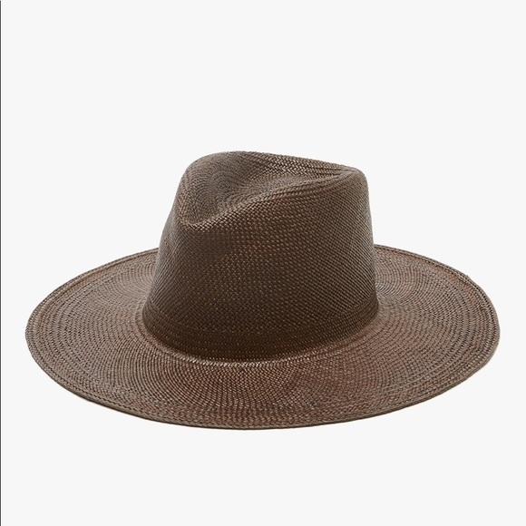 3a555062c3e73e Clyde Accessories | Wide Brim Pinch Panama Hat | Poshmark
